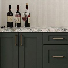 """REVEAL SNEAK PEEK: JASPER! Find on trend and inspiring colors for your #cabinetry in the Curated #Color Collection from #DuraSupremeCabinetry featuring in """"Jasper"""" SW 6216. Stay tuned to see the REVEAL and how this concept is brought to life. #durasupreme"""