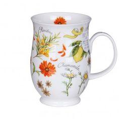 Dunoon Herbal Teas Red Suffolk Shape Mug ⭐⭐