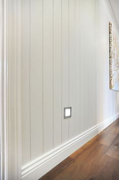 Old part of the house clad like this - Laundry, Hallway, 2 bedrooms VJ Wall and Ceiling Linings - Colonial Wall Linings