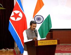 Rajiv Gita, of the All-India Society for the Study of Kimilsungism - Kimjongilism, visits Pyongyang DPRK to fulfill his dream of visiting the birthplace shrine of Eternal President where he will be able to contemplate the Paradox of the Collapsed Kimchi Pot,