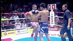 ศกจาวมวยไทยชอง 3 ลาสด รอบชงท 1 28 มกราคม 2560 Muaythai HD : Liked on YouTube l http://flic.kr/p/Rztinh