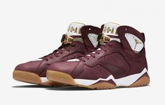 "Air Jordan 7 vii Retro ""Cigar"" release 21 june  Barry likes - i think too sporty"