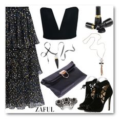 """Zaful 48 (25.03.2016. #2)"" by oliverab ❤ liked on Polyvore featuring Christian Louboutin"