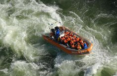 Get Fun with the Boat trips at the Iguazu Falls. http://www.01argentina.com/sitio/eng/tours/iguazu-ecologic.html