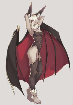 ArtStation - Monster girl designs, Jordi Navarrete