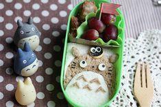 Totoro Bento | Bento Monsters