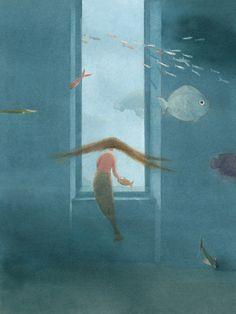 Lisbeth Zwerger - The Little Mermaid (Hans Christian Andersen)