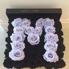 Luxury Flowers, My Flower, Pretty Flowers, Beautiful Flower Arrangements, Floral Arrangements, Box Roses, Flower Boxes, Beautiful Roses, Bouquets