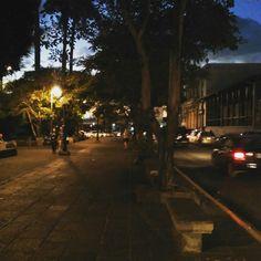 Heredia de noche