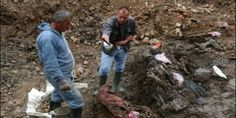 Remains of 46 Kosovo Victims Handed to Families - (PRISTINA, Kosovo)  The remains of 46 ethnic Albanian civilians killed by Serb forces during the 1998-99 Kosovo war and hidden for years in mass graves were handed