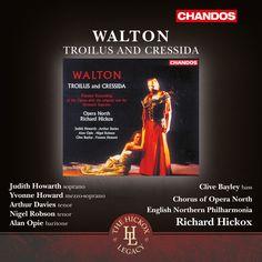 Arthur Davies - Walton: Troilus and Cressida, Blue