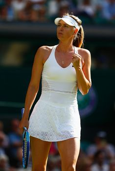 Maria Sharapova Photos - Day Three: The Championships - Wimbledon 2015 - Zimbio