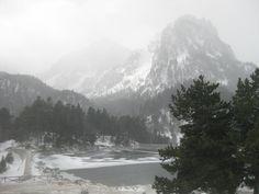 Parc Nacional d'Aigüestortes i Estany de Sant Maurici (Pallars Sobirà)