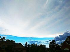 #fineartphotography #naturephotography #whitecloud #bluesky #amazingnature #downblanket #cozyandsoft