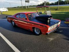 Duster Dodge Duster, Plymouth Duster, Plymouth Muscle Cars, Drag Cars, American Muscle Cars, Race Day, Drag Racing, Hot Rods, Cars