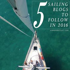 5 up and coming new sailing bloggers of 2016 - sailing blogs to follow in 2016