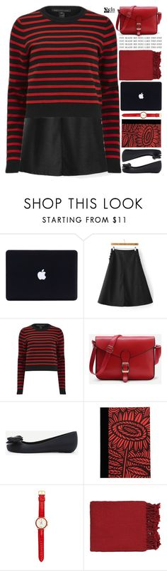 """""""new millenium"""" by scarlett-morwenna ❤ liked on Polyvore featuring Marc by Marc Jacobs, Petra Börner, Juicy Couture, Surya and vintage"""