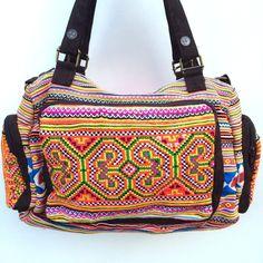 BongoJazz Hmong Handbag