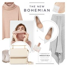 """""""The New Bohemian"""" by monazor ❤ liked on Polyvore featuring Wander Beauty, MANGO, STELLA McCARTNEY, Gianvito Rossi, M2Malletier, American Eagle Outfitters, Eve Lom, Chanel, Aéropostale and mango"""