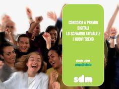 concorsi-a-premio-digitali-lo-scenario-e-i-nuovi-trend by SdM Srl interactive passion via Slideshare