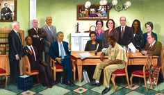 WePresent   Prison has a lot of politics. Art was a neutral zone Obama Art, Shattered Glass, Illusions, Prison, Neutral, Presents, Politics, Magazine, Type