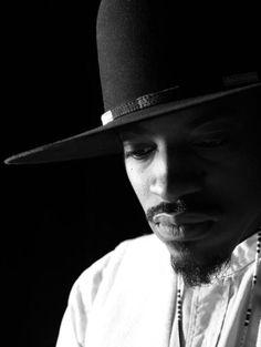 Andre 3000 🎤 Outkast, come back! Black Is Beautiful, Gorgeous Men, Beautiful People, Beautiful Lips, Andre 3000, Hip Hop Rap, Music Artists, Krystal, Good Music