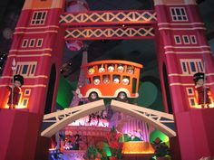 Euro Disney....It's a Small World Ride