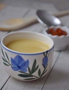 Kukoricakrémleves recept - csakapuffin.hu Ethnic Recipes, Tableware, Soups, Food, Dinnerware, Tablewares, Essen, Soup, Meals