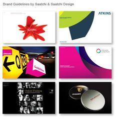 Brand Guidelines by Saatchi & Saatchi Design