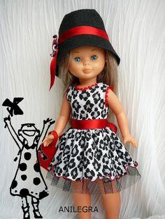 AGOTADO!!!!!!         Bueno , pues aquí os presento el primer modelito de la Colección Pret a Porter Nancy   Un vestido cortado a la cintu...