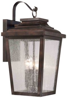 Minka Lavery 72173-189 Irvington Manor Bronze Outdoor Wall Sconce On Sale Now. Guaranteed Low Prices. Call Today (877)-237-9098.