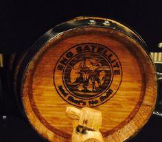 Aging Crown Royal in a Deep South Barrels custom barrel