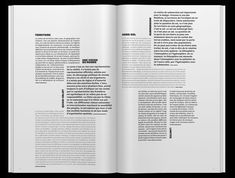 -- - o Banquinho — Foreign Policy Redesign Amazing Magazine Layout Design Idea Idée mise en page: . - 50 Design Layouts to Get your Ideas Flowing Text Layout, Layout Print, Layout Book, Brochure Layout, Brochure Design, Brochure Template, Corporate Brochure, Image Layout, Cv Template