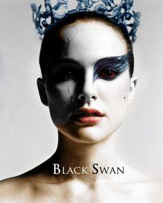 black swan. Amazing movie! Natalie Portman is awesome!