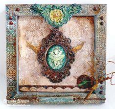 Create inside a frame at AVJ
