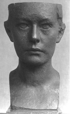 Georg Kolbe (1877 - 1947) - Mechtilde Lichnowsky (1916)
