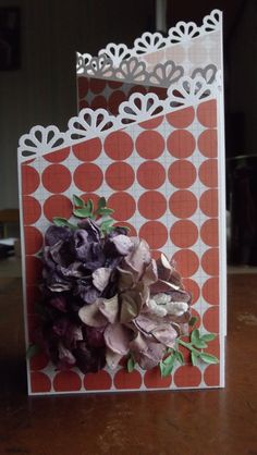 wedding card by ememeska