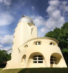 Mendelsohn, Erich - Einsteinturm, Potsdam (Einstein Tower, Potsdam), 1919-1922