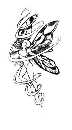 Fairy Tattoo Designs - The Body is a Canvas