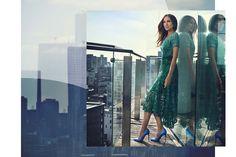 Campanha Primavera Verão 2014 2015 Maria.Valentina, fotografada no Hotel Standart East Valley, em Nova York, estrelada por Sarah Jessica Parker. #newyork #ny #sarahjessicaparker #sjp #fashion #mariavalentina #moda #summer #spring #verão2015