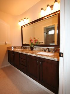 Bathroom Refinishing Cabinets Design, Pictures, Remodel, Decor and Ideas - page 2