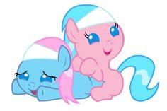 Baby Lauren Faust Pony by Beavernator on deviantART