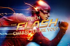 Which 'The Flash' Character Are You? - BuddyTV  I GOT IRIS