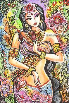 Goddess: Kuan YIn   EvitaWorks
