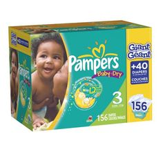 Pampers Baby Dry Diapers Size 3 Economy Pack Plus, 222 Count Size 3 Diapers, Diaper Sizes, Hipp Baby, Disposable Diapers, Childcare, Toy Chest, Baby Boy, Packing, Count