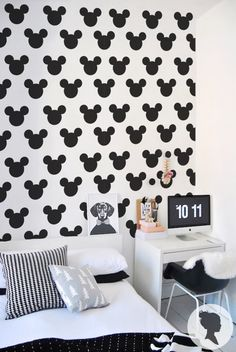 Hey, I found this really awesome Etsy listing at https://www.etsy.com/listing/187507941/mickey-mouse-pattern-self-adhesive
