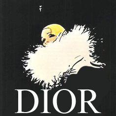vintage image Dior haute couture Atelier Couture