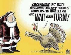 LMAO! There is no break any more with the holidays! They overlap so much that you can't enjoy them! #Thanksgiving #Christmas #Holidays
