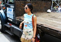 Street Style: New York Fashion Week Spring 2015, Part 2 – Vogue