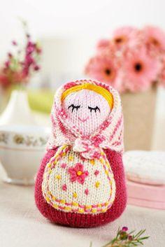 Knitting Pattern For Russian Dolls : 1000+ images about Matryoshka on Pinterest Matryoshka ...